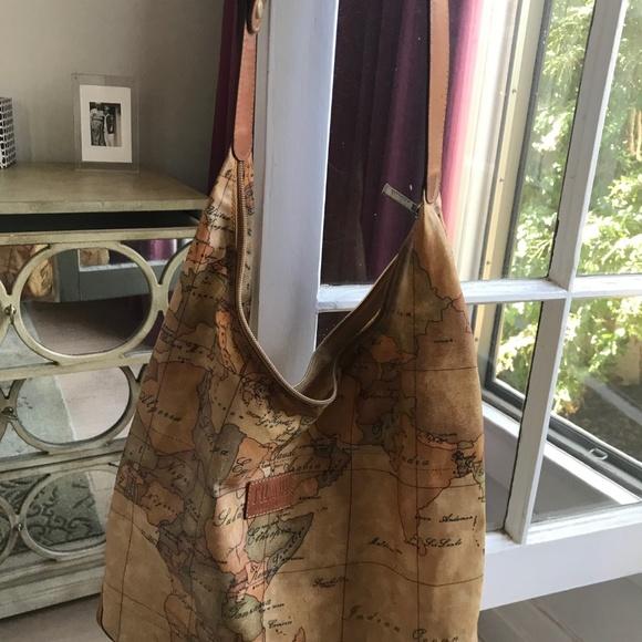 Alviero Martini Bags Shoulder Bag Poshmark